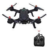 Rabing RC Drone, Mjx B6 Brushless Racing Quadcopter 2.4G 300M RTF Drone (Upgradable to FPV Version), Sliver