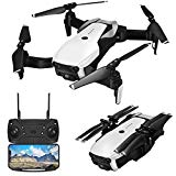 Drone with Camera 1080P for Adults,EACHINE E511 WiFi FPV Live Video Quadcopter with 120° FOV 1080P HD Camera, 17mins Long Flight Time Foldable RC Drone RTF – Altitude Hold, 3D Flip, APP Control