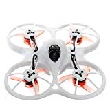 Buy EMAX Tinyhawk Brushless Micro Indoor Racing Drone Whoop 75mm BNF FRSKY Ready to Fly FPV Beginners Durable Inverted Motors Full Acro Level Horizon Mode